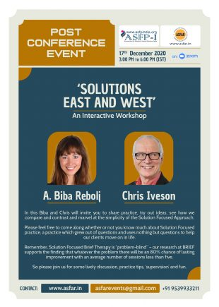 Solutions East and West